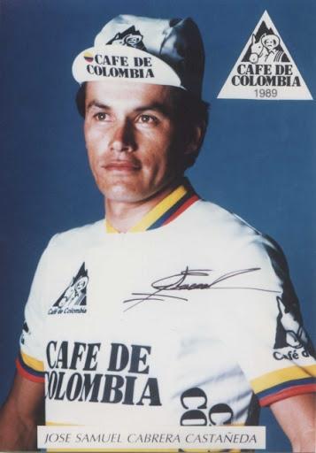 Samuel Cabrera.