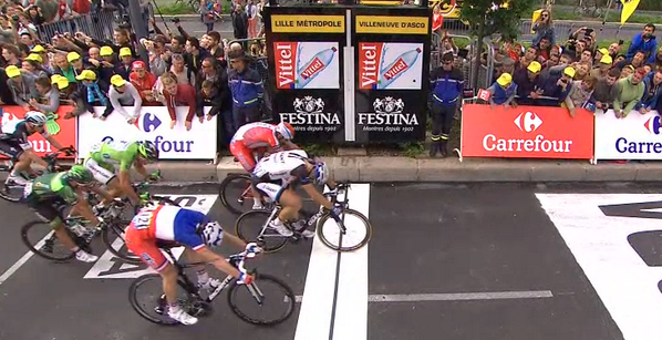 Kittel Foto Finish Ille Metropole