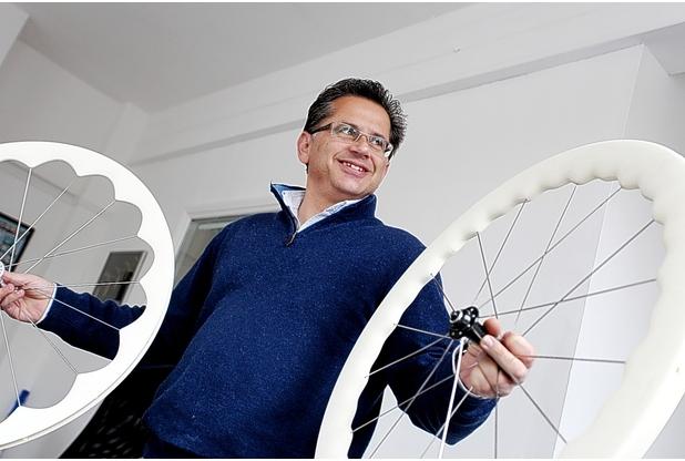 Dimitris Katsanis, delegado de la UCI para la evaluación del sistema.