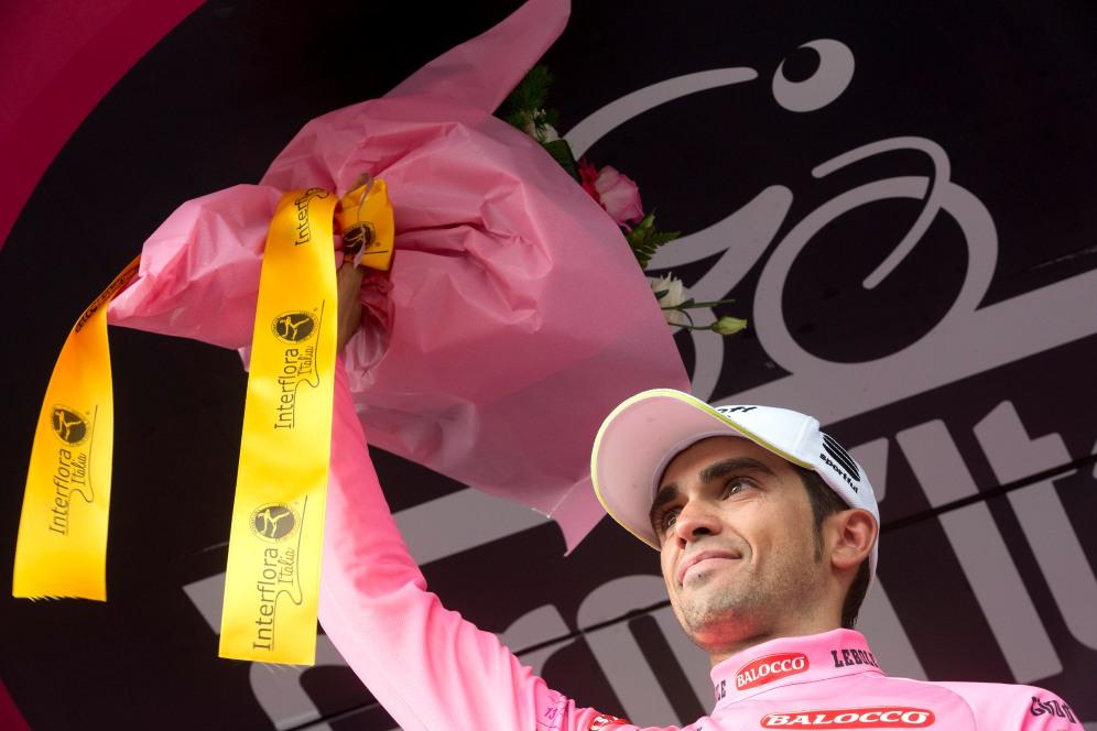 Milán está cada día más cerca para Alberto Contador.