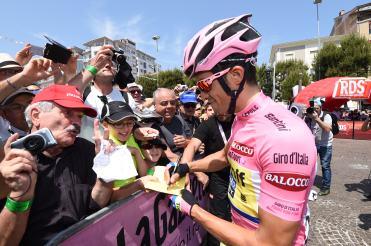 Contador se ve cada día más optimista.