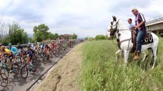 Por algo decimos que el ciclismo es el deporte más bello del mundo.
