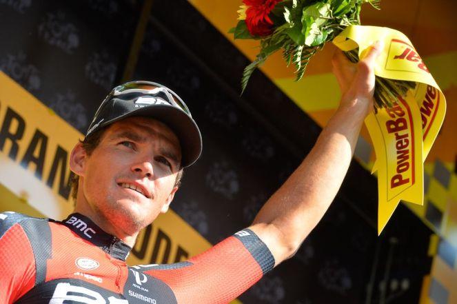 Greg Van Avermat, el vencedor de la 13ª etapa.
