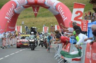 Último kilómetro para Nibali.