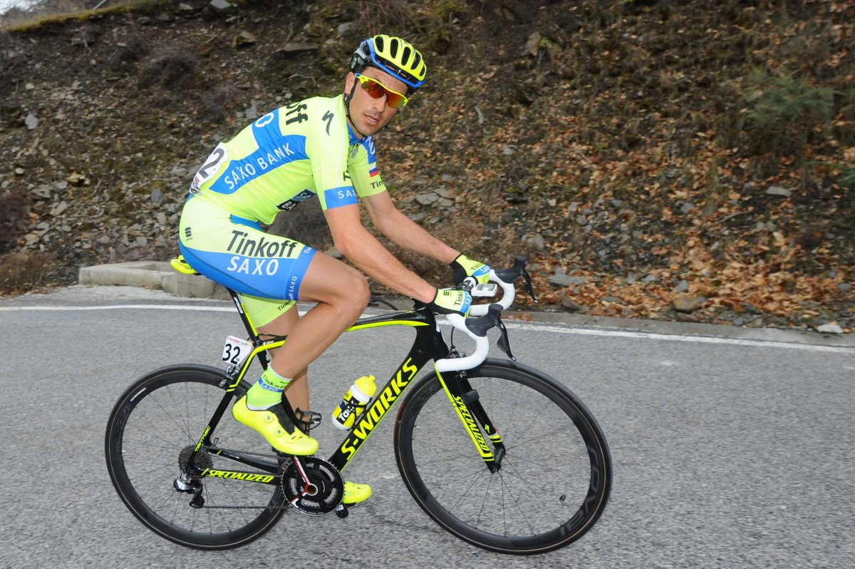 IVAN BASSO DIAGNOSTICADO CON CÁNCER.