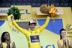 Fabian Cancellara se vistió de oro, saldrá líder en la tercera etapa.