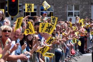 En Bélgica también se celebra el Tour de France.