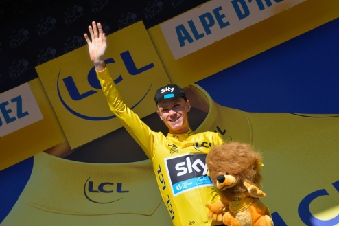 Froome ya virtual campeón del Tour.