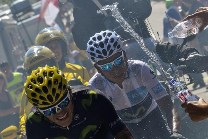Quintana tuvo en Winner Anacona a su mejor escudero.