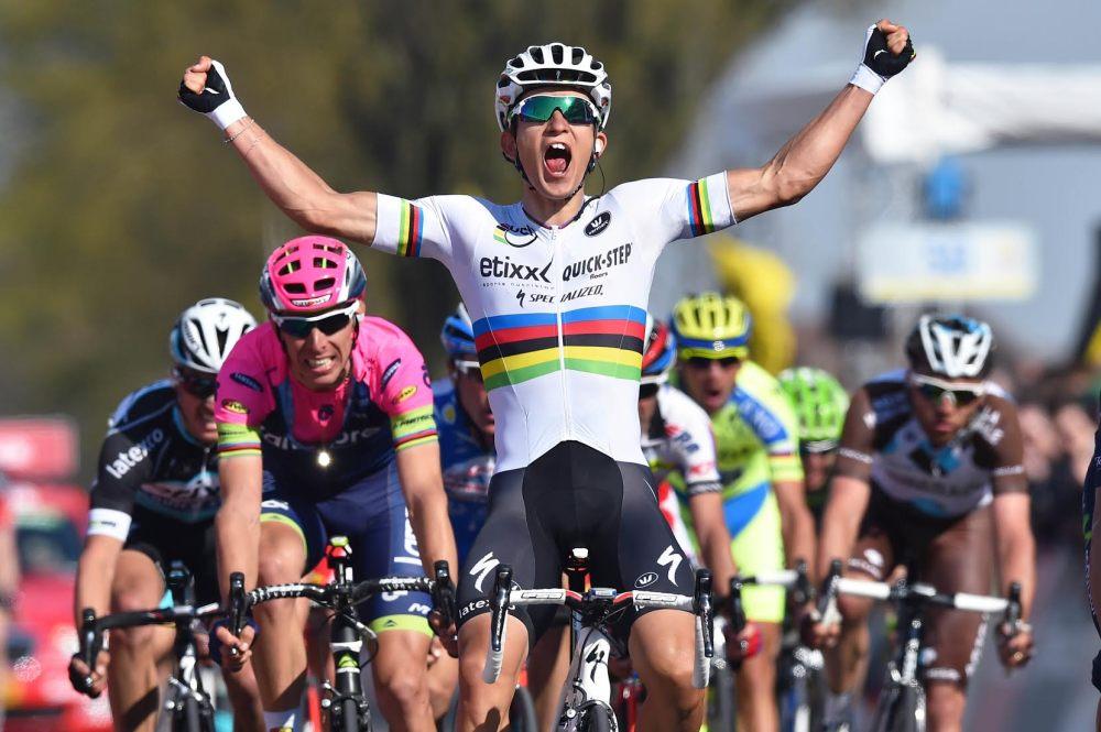 Kwiatkowski correrá el Tour de France como campeón del mundo.