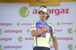 Sagan se consolidó en la clasificación de los embaladores.