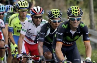 Quintana tuvo un desfallecimiento hacia el final de la undécima fracción, después de haber hecho bien las cosas durante la jornada.