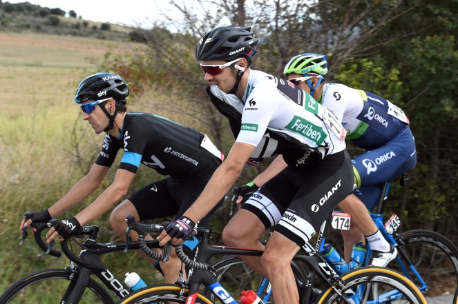 Tom Dumoulin, la sorpresa de esta Vuelta a España.