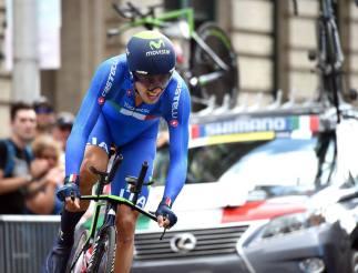 Adriano Malori quedó segundo, pero por muy poco.