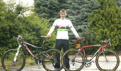 Segundo jersey arcoíris para Sagan, que ya había sido campeón del mundo de MTB.