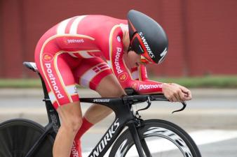 Schmidt corrió sorprendiendo a todos, y quedó en el primer lugar horas antes de que el último corredor cruzara la meta.