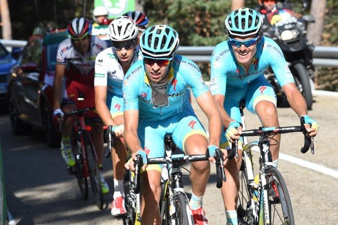 El Astana dio el zarpazo, después de un planteamiento táctico impecable.
