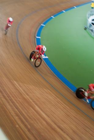 Día 1. Copa Mundo de Ciclismo de Pista. 2015 © LaCadenilla.com
