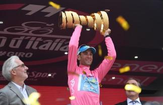 Giro d'Italia 2016. ANSA/ALESSANDRO DI MEO