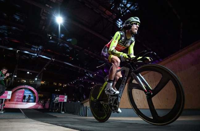Un corredor del Willier Southeast , uno de los equipos invitados a la Ronda Itálica © Handout RCS Sport