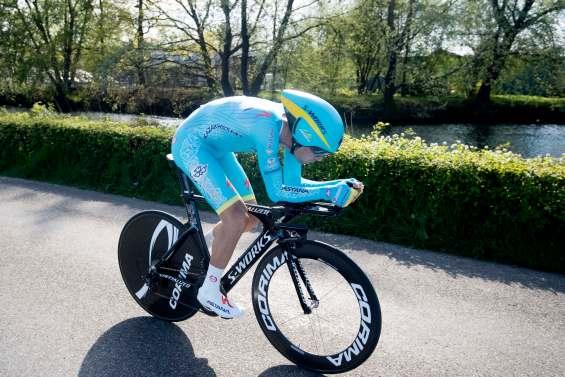 El máximo favorito al campeonato, Vincenzo Nibali, tuvo un buen arranque © Handout RCS Sport