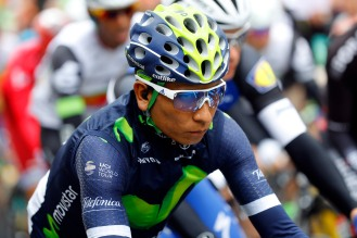 Quintana no tuvo preocupaciones © Handout Movistar Team