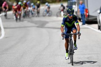 Giro d'Italia 2017 - 100a edizione - Tappa 18 - da Moena (Val di Fassa) a Ortisei - 137 km ( 85 miglia )