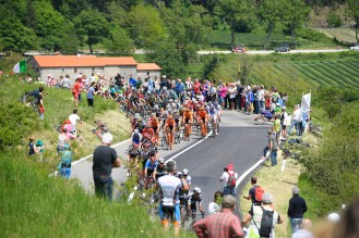 Giro d'Italia 2017 - 100a edizione - Tappa 12 - da Forli' - Reggio Emilia - 234 km ( 145 miglia )