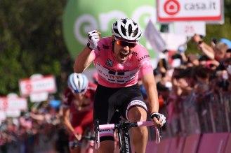 Giro d'Italia 2017 - 100a edizione - Tappa 14 - da Castellana a Oropa - 131 km ( 181 miglia )