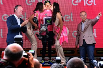 Giro d'Italia 2017 - 100a edizione - Tappa 20 - da Pordenone a Asiago - 190 km ( 118 miglia )